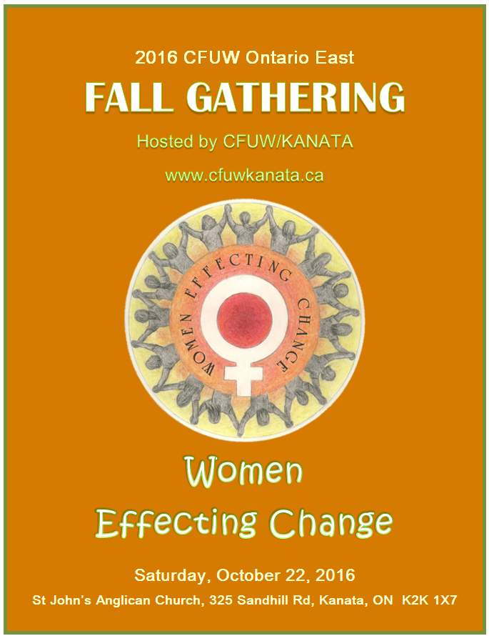 Fall gathering: click on graphic to download a pdf of the handout.